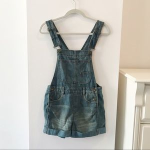 Free People Overalls / Shortalls NWOT